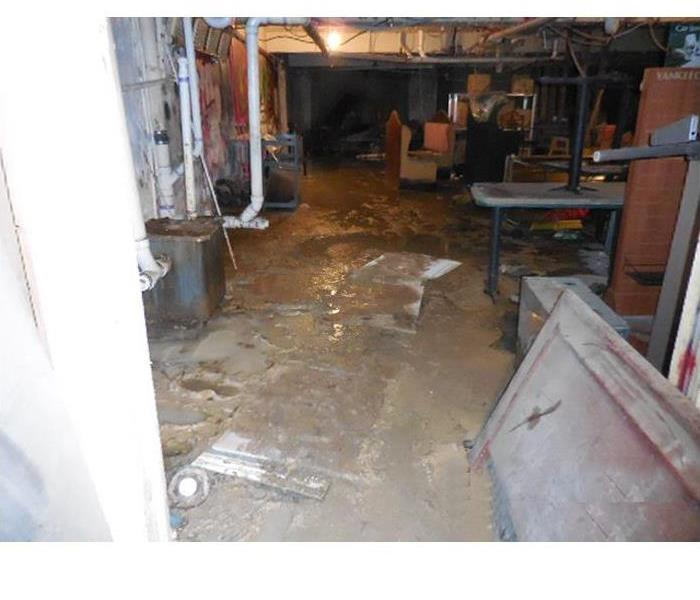 Clogged Grease Trap Causes Damage in Lexington, NC Restaurant Before