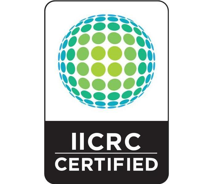 image of the logo for the Institute of Inspection Cleaning and Restoration Certification