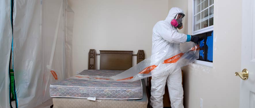 Thomasville, NC biohazard cleaning